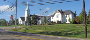 City of Aurora Ohio Town Hall
