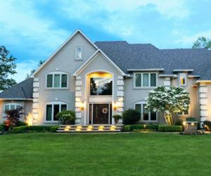 large luxury home in Barrington Estates